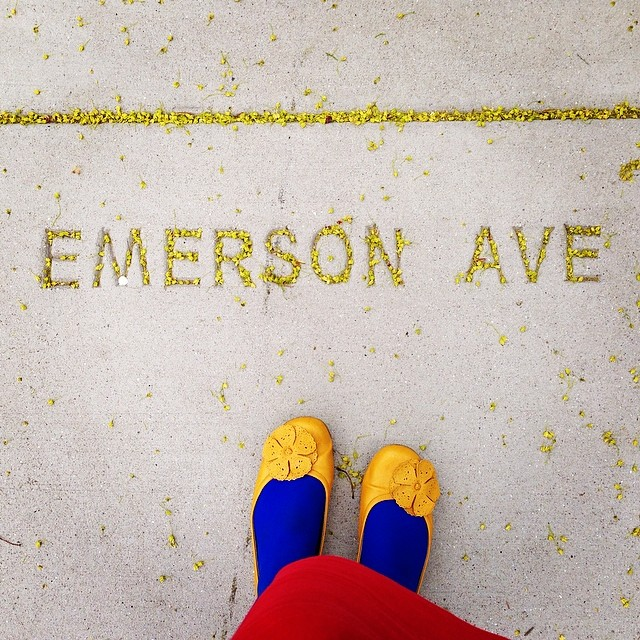 Emerson Ave